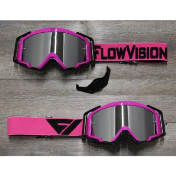 Flow Vision Goggles – Pink/Black